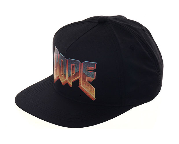 d0c3191f492 sweden clothing brand dope and hat store hat club celebrate the release of  the doom reboot