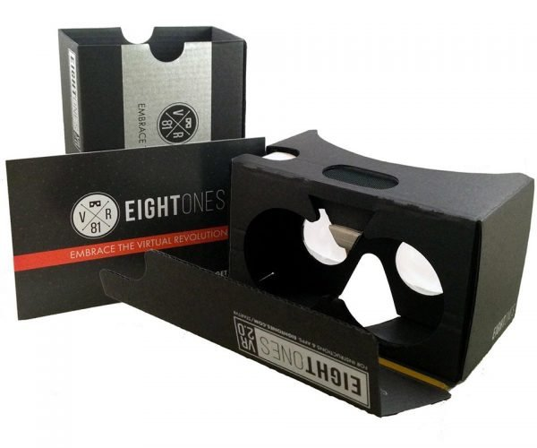 Deal: Get VR on the Cheap with the EightOnes Virtual Reality 2.0 Kit
