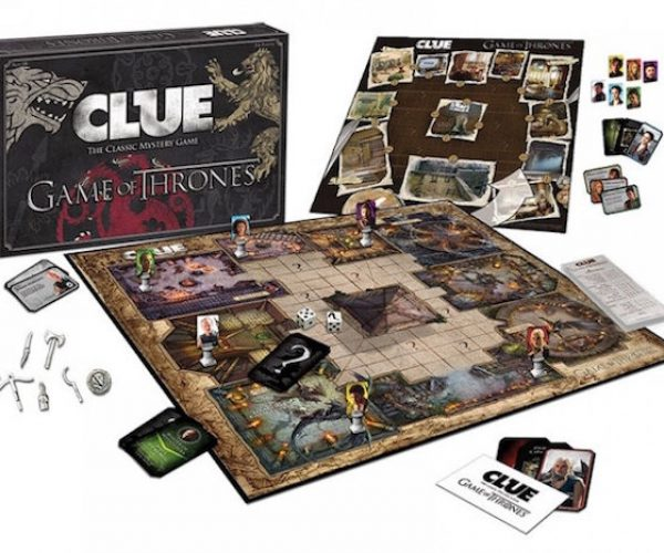 Game Of Thrones Clue: Westeros Whodunnit