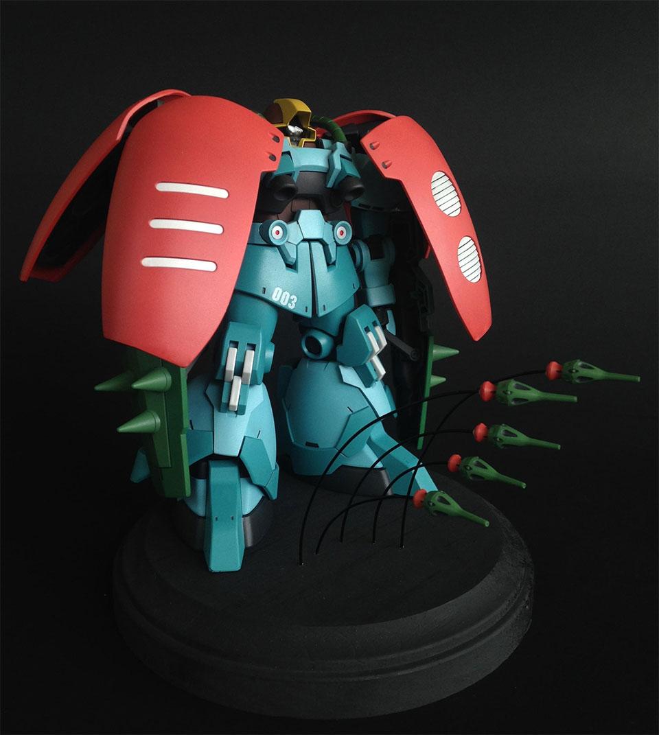 Fan Makes Awesome Gundam Pok 233 Mon Figures Technabob