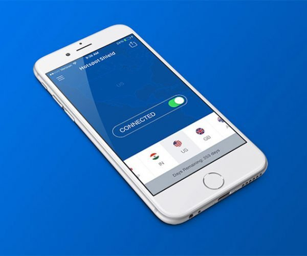 Deal: Save 59% on Hotspot Shield Elite VPN: Lifetime Subscription