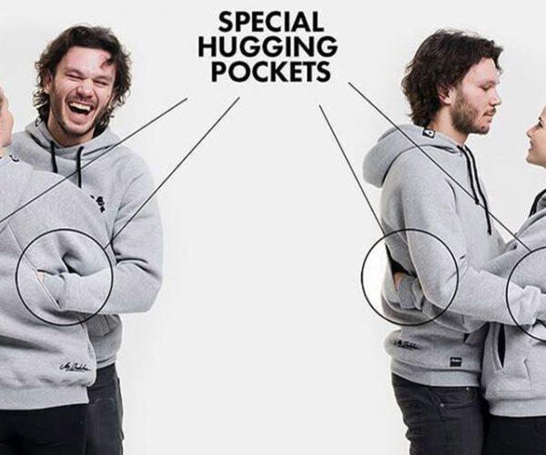 This Hoodie is Made for Hugs