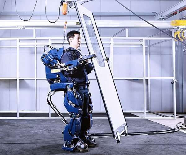 Hyundai Exoskeleton: Edge of Tomorrow, Today