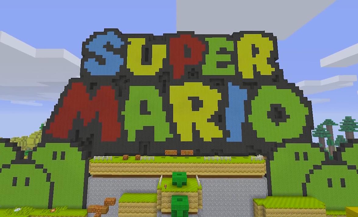 Minecraft Wii U Edition Super Mario Mash Up Pack Super Money Maker