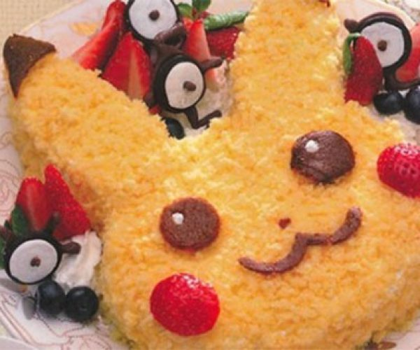 Pokemon Cookbook Lands in December: 'Beetus, I Choose You!