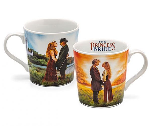 Princess Bride Coffee Cup Helps You Build Resistance to Iocane Powder