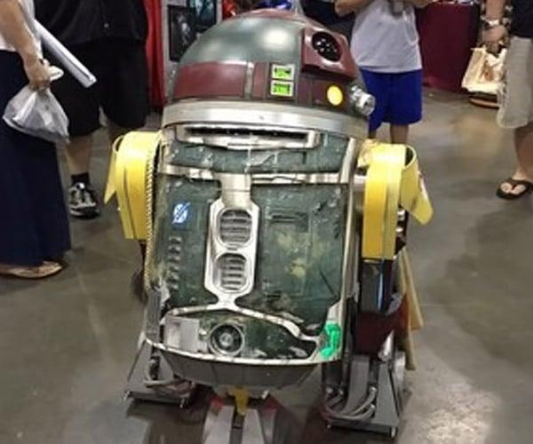 Fett2-D2: Boba Bot