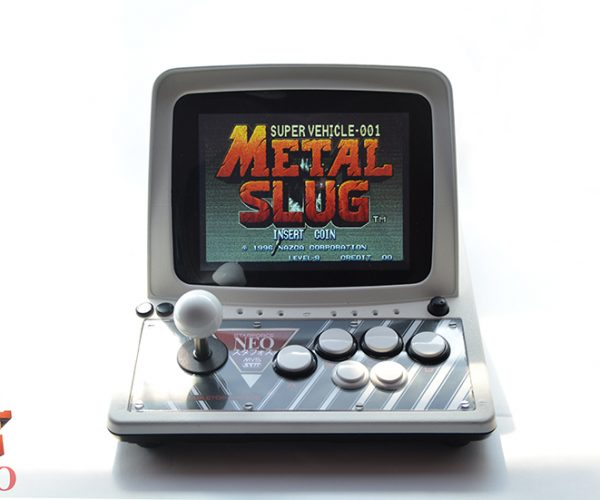 Portable Neo Geo MVS: Starforce Neo