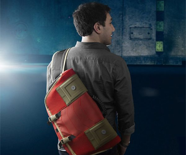 Stark Industries Messenger Bag Won't Fit Your Battle Armor