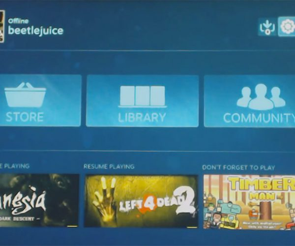 Steam on PS4 Hack: Steamote Play