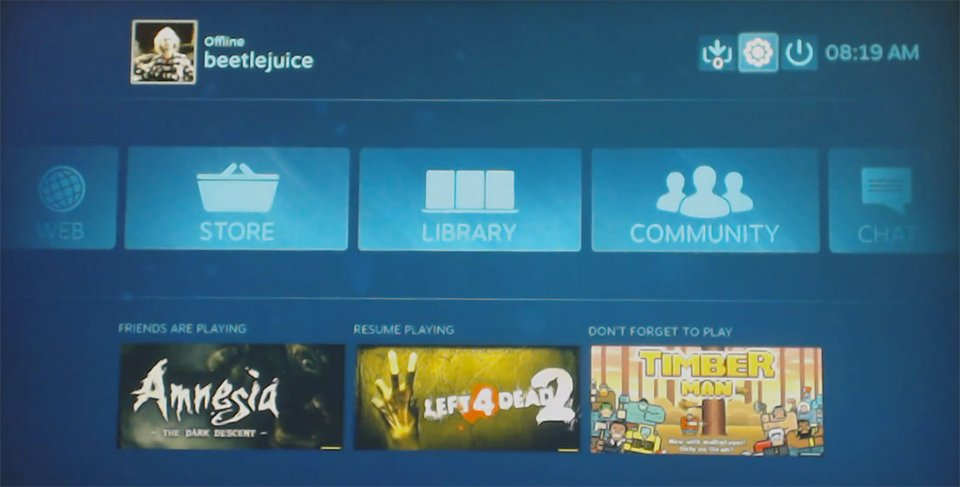Steam Games For Ps4 : Steam on ps hack steamote play technabob