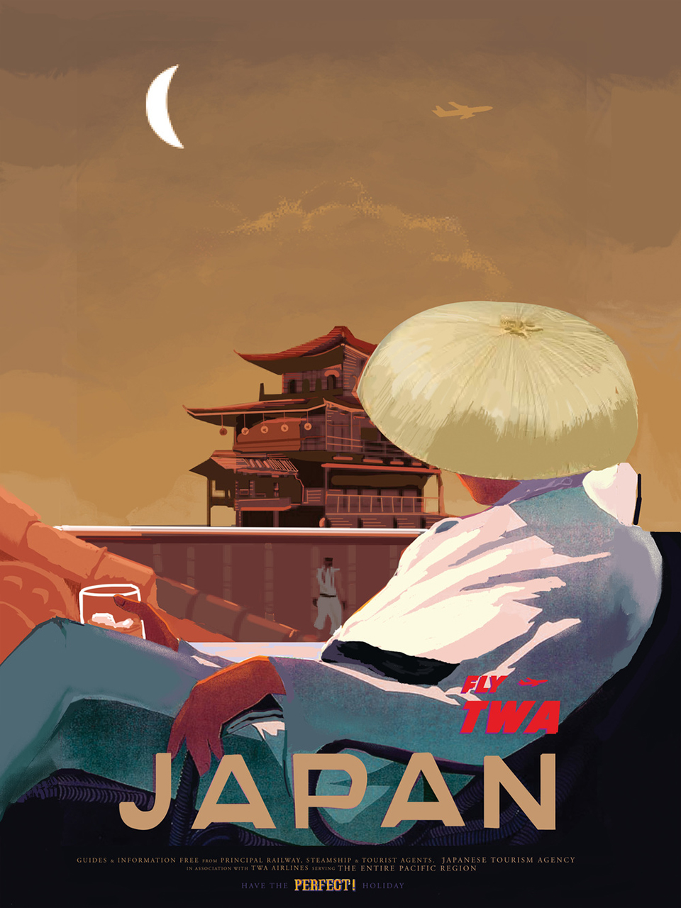 Street Fighter II World Warrior Travel Posters: Capcom
