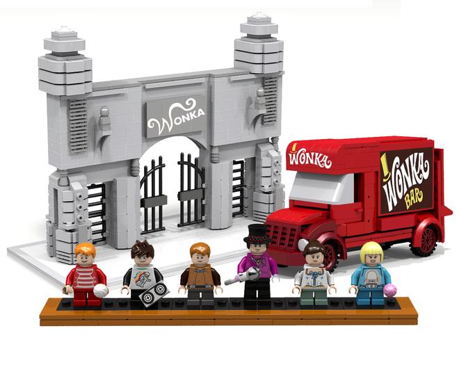 Chocolate Model Toy Room Ideas