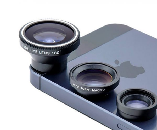 Deal: Save 85% Smartphone Camera Lens Kit 2-Pack