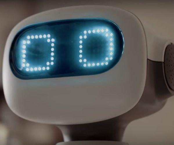 Andbot Is a Humanoid Robot Butler