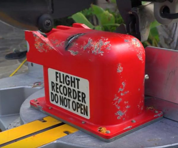 What's Inside a Black Box Flight Recorder?