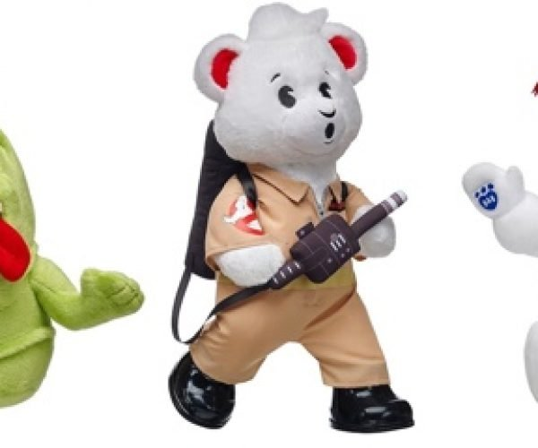 Build-A-Bear Goes Ghostbusters: Ghost-Bear-Sters