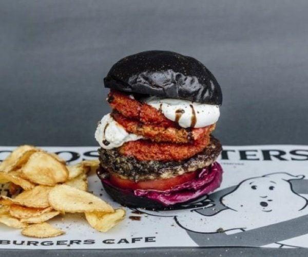 Ghostbusters Hamburgers: I Ain't 'Fraid of No Clogged Artery