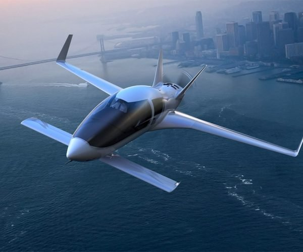 Cobalt Co50 Valkyrie Personal Aircraft: Fast Flyer