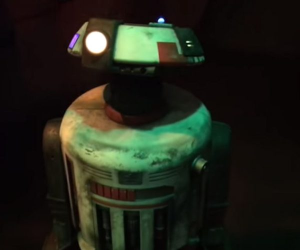 Disneyland Testing New Interactive Droids for Star Wars Lands