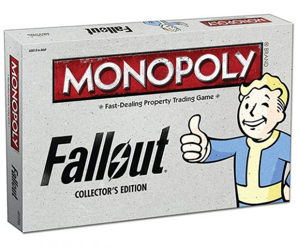 Fallout Monopoly Collector's Edition is the Bomb