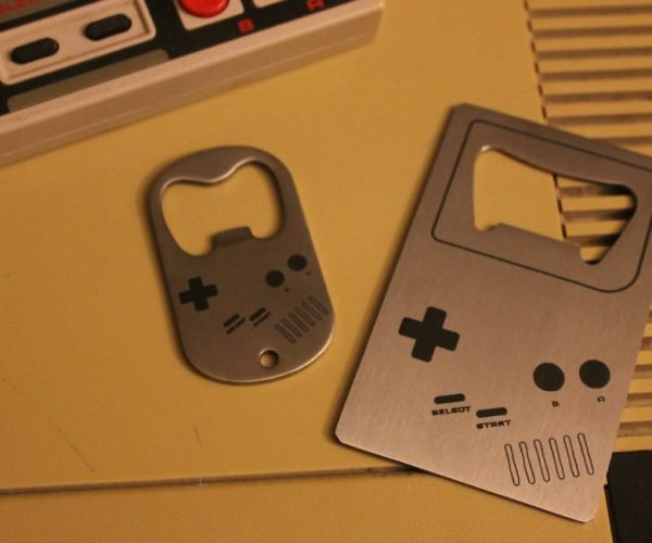 Game Boy Bottle Openers: Nintendopeners