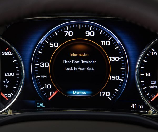 General Motors Unveils New Feature to Prevent Kids Dying in a Hot Car