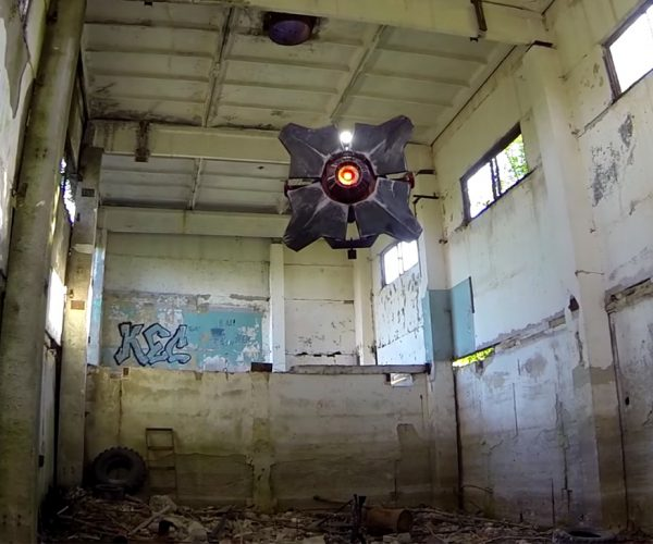 DIY Half-Life 2 City Scanner Drone: Crowbar Not Included