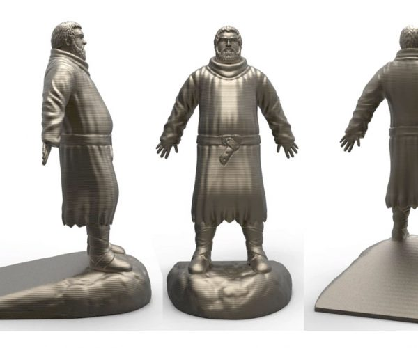 Hodor Door Stopper Holds the Door