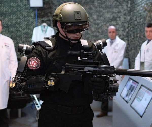 Russia Building Robot Super-Soldier: Terminator Meets Avatar