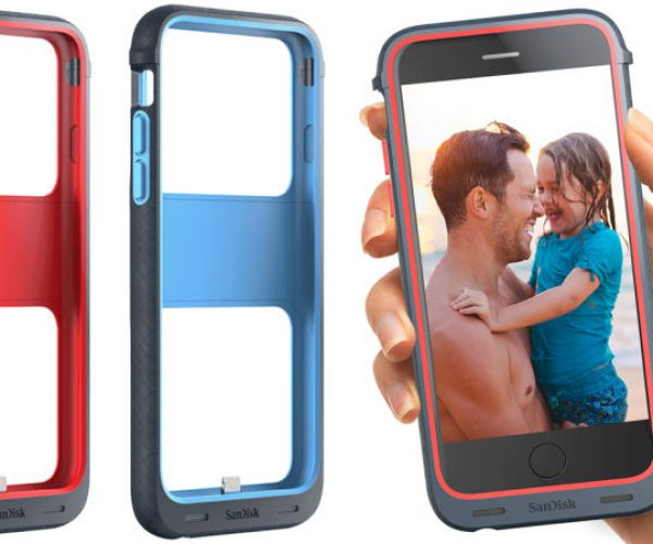 SanDisk iXpand Flash Drives Wrap Around Your iPhone