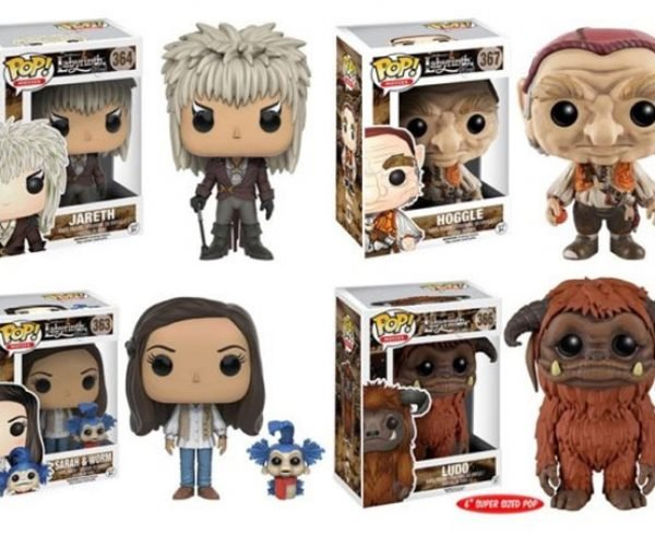 Labyrinth Funko POP! Figures Won\