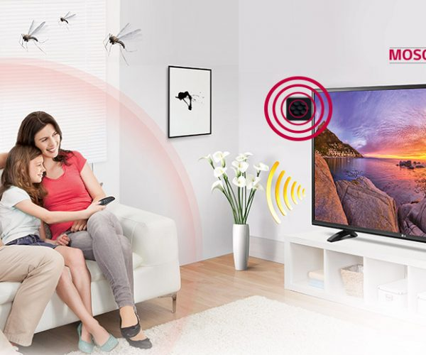This TV Repels Mosquitoes