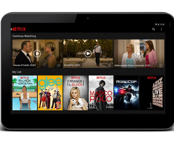 Netflix Does Picture-in-picture Video on iPad