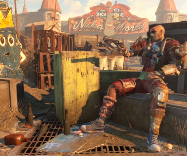Fallout 4 Nuka World DLC Lets You Be a Raider!