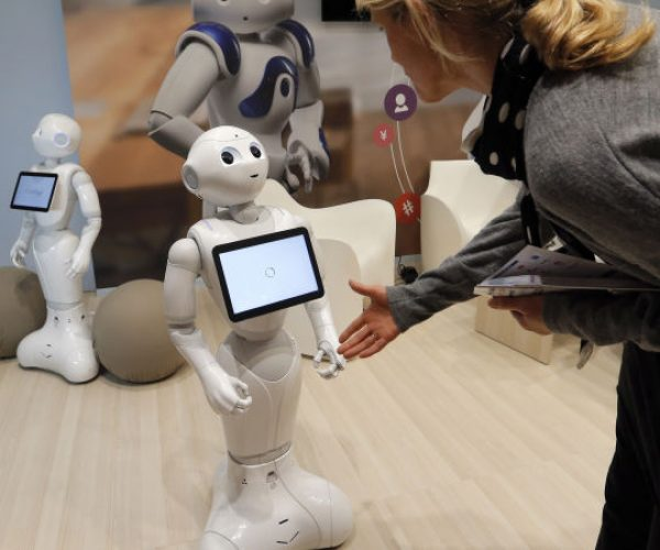 Robots in Europe Could Soon Be Recognized as Electronic Persons