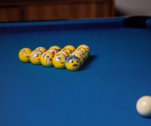 Emoji Billiard Balls: PoolMoji