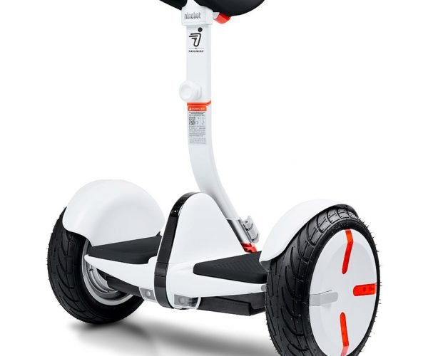 Segway Ninebot miniPro Self-Balancing Scooter: Not Mall Cop Approved