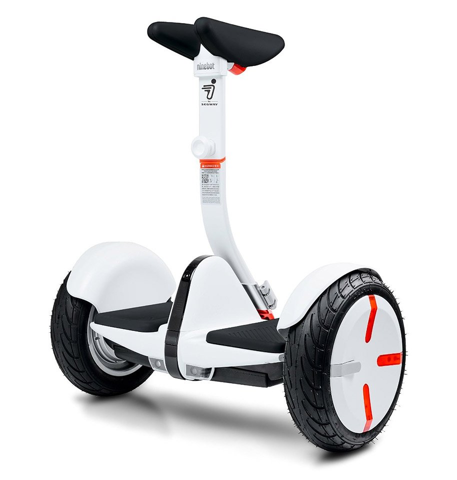 Segway Ninebot Minipro Self Balancing Scooter Not Mall Cop Approved