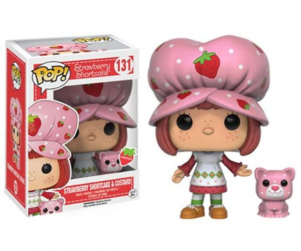 Strawberry Shortcake Scented Pop! Figures: Gee, Your Funko Smells Terrific!