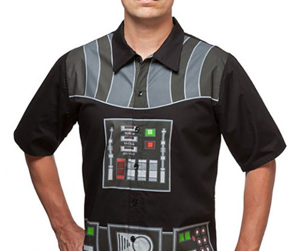 I Am Vader Button-up Shirt: The Dressy Side of the Force