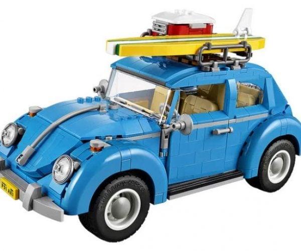 Official LEGO Creator Expert VW Beetle Set is Bugtastic