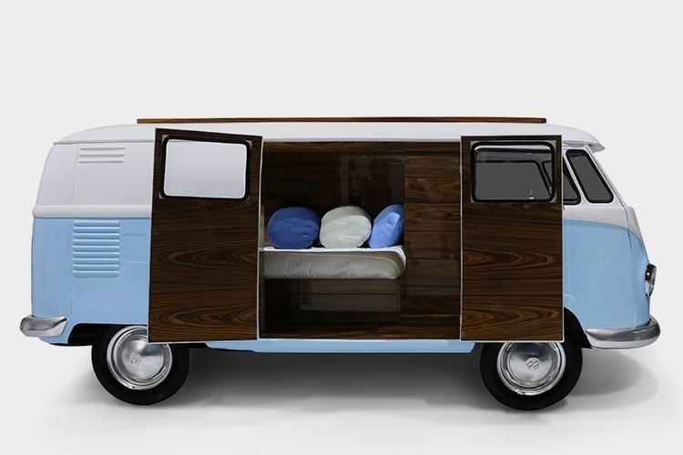 Vw Camper Bedroom Zzzzzz W