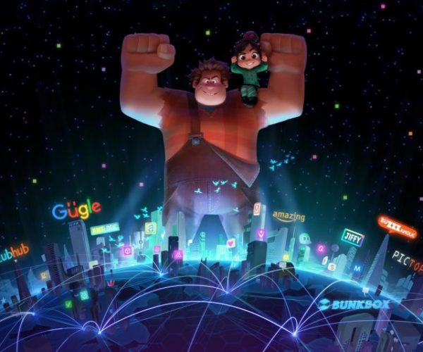 Wreck-It Ralph Will Wreck the Internet in Upcoming Sequel