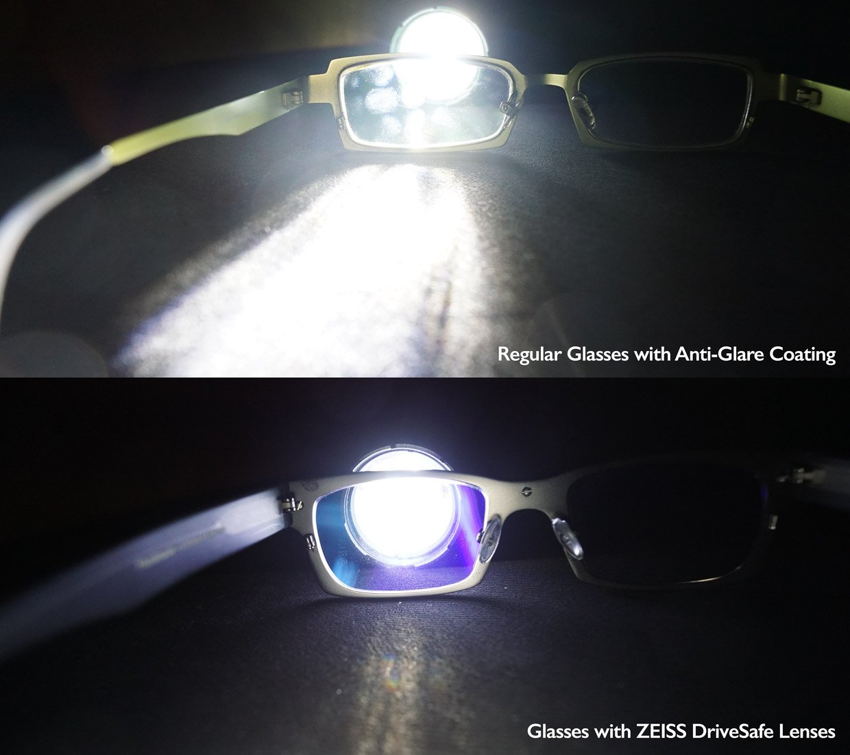 zeiss_drivesafe_lenses_glare_comparison_1