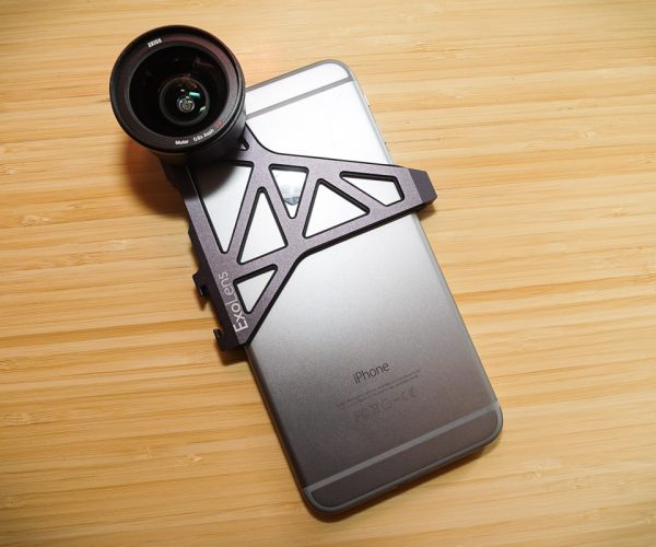 Review: ExoLens iPhone Lens System with ZEISS Optics