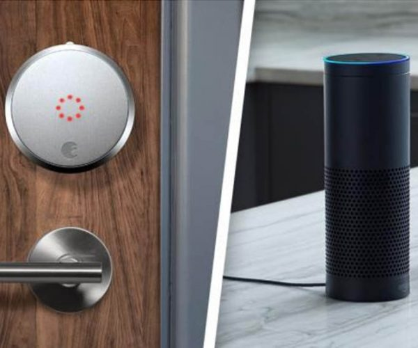Amazon Echo Can Now Lock Your Door