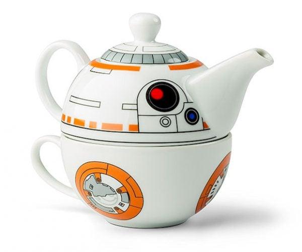 BB-8 Tea Set: Tea-B-8