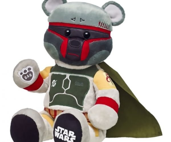Boba Fett Build-a-Bear Puts a Bounty on your Heart