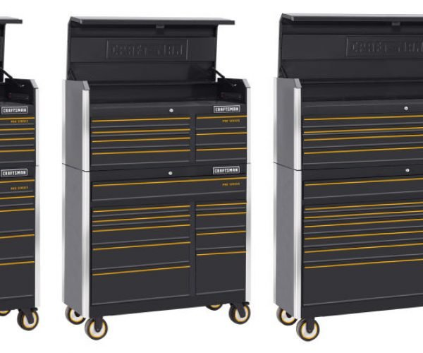 New Craftsman Toolboxes Can Be Unlocked with Your Smartphone